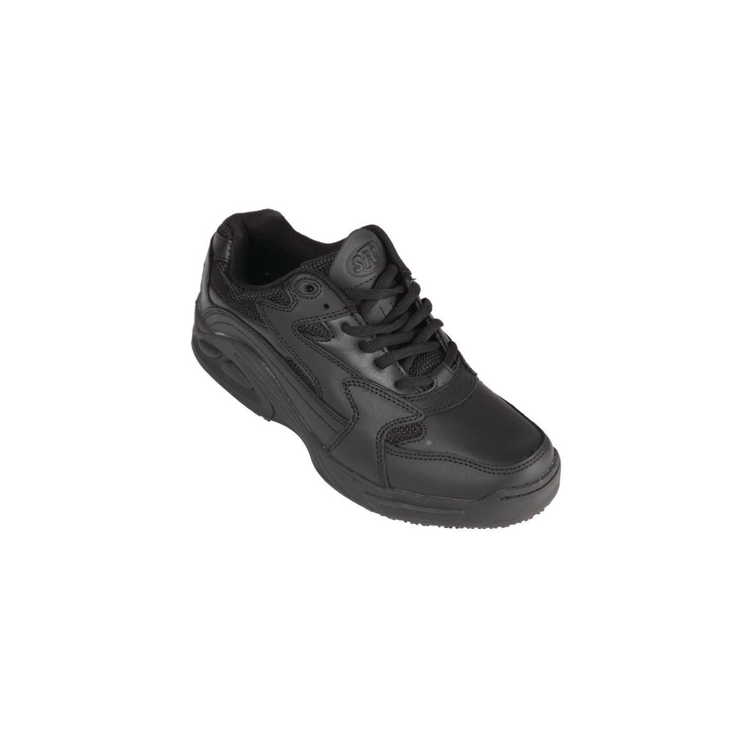 Shoes For Crews Ladies Stay Grounded Leather Trainer - Size 40 SHOES FOR CREWS Nisbets Vêtements