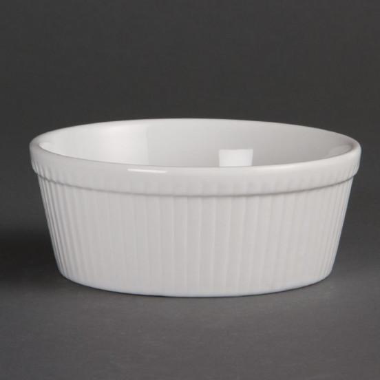 Plat à tarte rond H5,3x13,4x13,4cm (6 pces) OLYMPIA Attente Alex