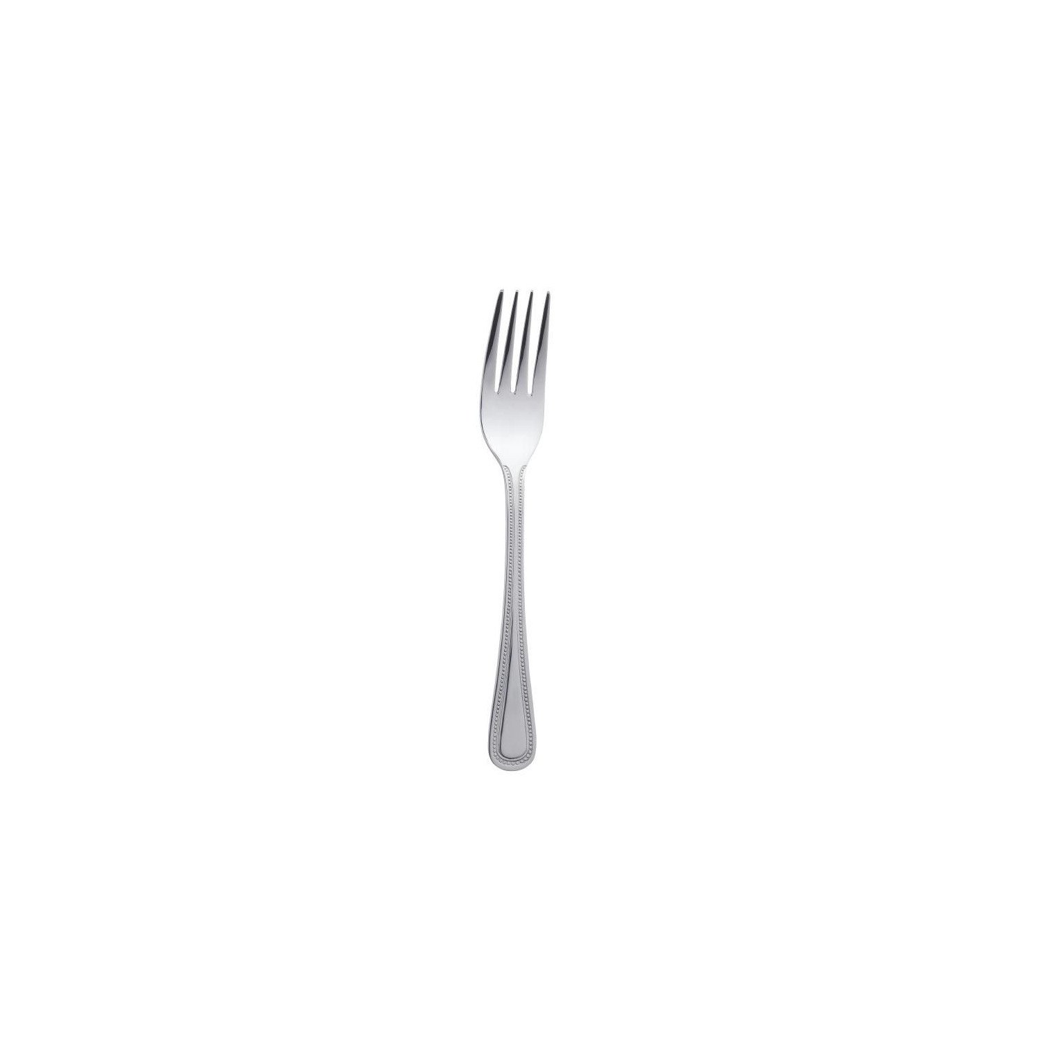 Fourchette de table Bead inox (12 pièces) OLYMPIA Collection Bead