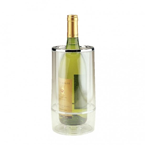 Rafraîchisseur à vin en acrylique APS transparent APS Attente Alex