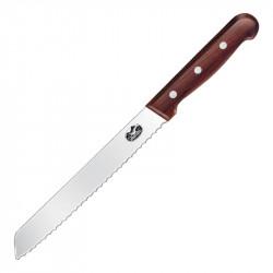Couteau à pain à lame dentée Victorinox inox 215mm VICTORINOX Couteaux à trancher