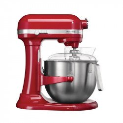 Batteur professionnel Kitchenaid - 970W bol 6.9L rouge KITCHENAID Batteurs