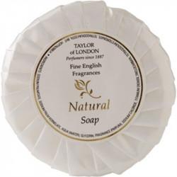 Savon Natural enveloppé dans du papier (par 100) EQUIPEMENT DIRECT Salle de bain