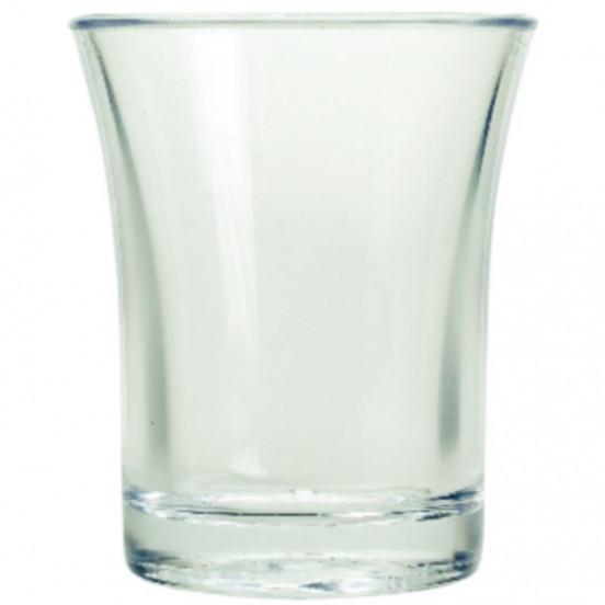 Verre à liqueur en polystyrène - 25 ml (Boîte de 100) EQUIPEMENT DIRECT Attente Alex