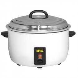 Buffalo marmite à riz 10 Litres 2,95kW BUFFALO Cuiseurs à riz