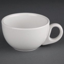 Lot de 24 tasses à cappuccino 228ml Hotelware porcelaine ATHENA HOTELWARE Tasses