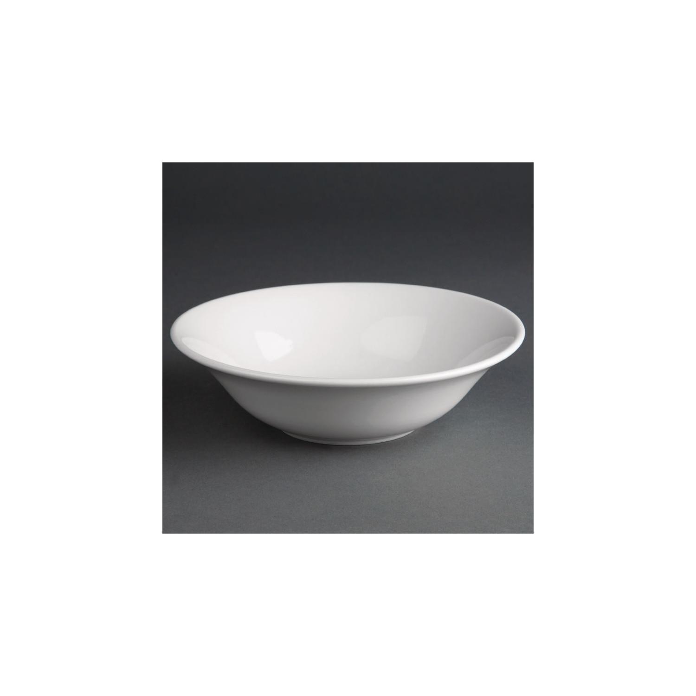 Lot de 12 bols à céréales Ø153mm Hotelware porcelaine ATHENA HOTELWARE Bols