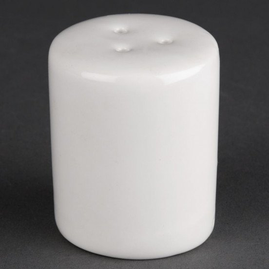 Lot de 12 poivrières 50 mm - porcelaine - Hotelware ATHENA HOTELWARE Attente Alex