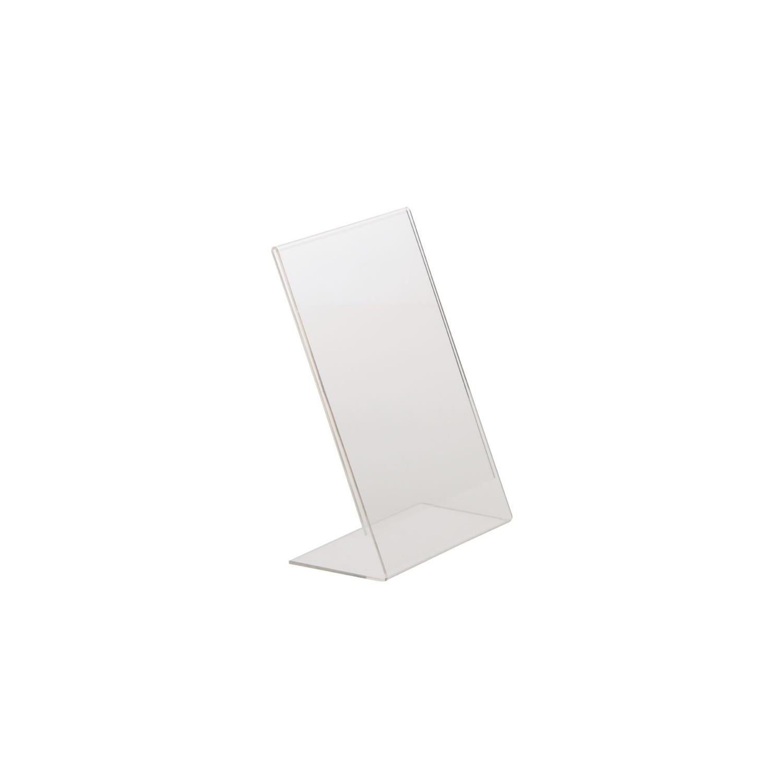 Porte Menus A5 Acrylique avec Appui Vertical  Cartes et menus