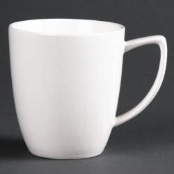 Tasse à Latte en porcelaine fine Lumina - 284 ml (Boîte de 6) LUMINA FINE CHINA Tasses