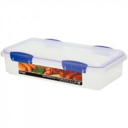 Boîte 1,7 Litres de conservation pour viande en polypropylène, Sistema KLIP IT Boîtes de conservation