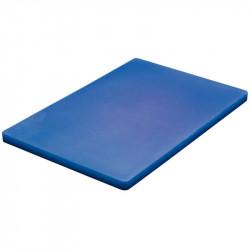 Planche à découper basse densité Hygiplas bleue 300x450x20mm HYGIPLAS Planches à découper
