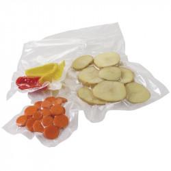 Lot de 50 sacs d'emballage sous vide gaufrés L 150 x P 350 mm - Vogue VOGUE Accessoires et pièces détachées