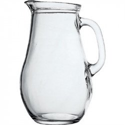 (lot de 6) Cruche en verre 1 litre UTOPIA Bocaux et bouteilles