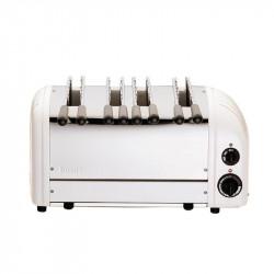 Toaster Dualit 4 fentes blanc DUALIT Grilles-pains