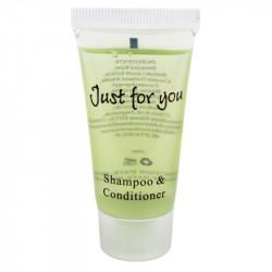 Shampoing et après-shampoing Just for You (par 100) EQUIPEMENT DIRECT Salle de bain