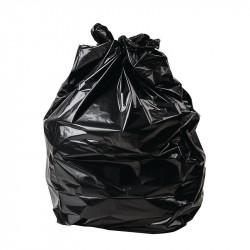 Lot de 200 sacs poubelles 90 L, très résistants noirs - JANTEX JANTEX Sacs poubelle