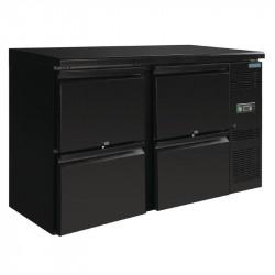 Arrière-bar 4 tiroirs 349 Litres POLAR Arrières-bar