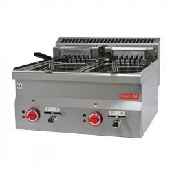 Friteuse électrique 2x 10 litres 600 mm FRE GASTRO M Friteuses à poser