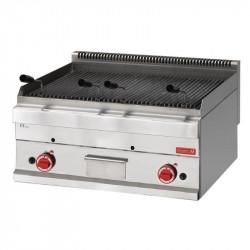 Grillade pierre de lave gaz Gastro M 650 65/70GRL GASTRO M Grills - Charcoals
