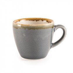 Lot de 6 tasses espresso 'océan' Kiln 85ml OLYMPIA Collection Kiln