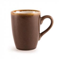 Lot de 6 mugs 'écorce' Kiln 340ml OLYMPIA Collection Kiln