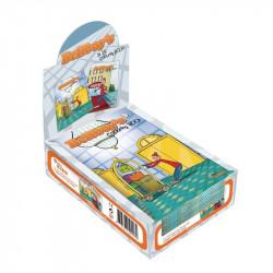 Lot de 50 livres de coloriage pour enfants 'Hôtel' DINING KIDS Pour les enfants