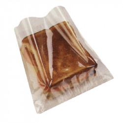 Sacs à sandwiches jetables (1000 pcs) EQUIPEMENT DIRECT Jetable