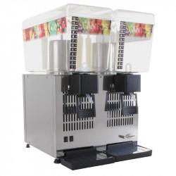 Double distributeur de boissons froides - 12 l (M) SANTOS Distributeurs de boissons froides