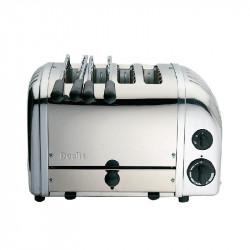 Toaster 4 tranches combiné Dualit DUALIT Grilles-pains