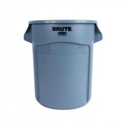 Conteneur 75,7L à déchets, gris RUBBERMAID Poubelles