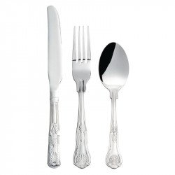 Assortiment de couverts Kings inox  OLYMPIA Collection Kings