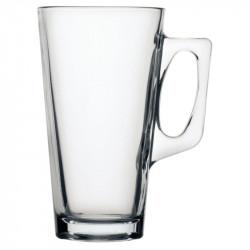 Tasse à café haute en verre 38 cl 145(h) mm (par 24) UTOPIA Tasses