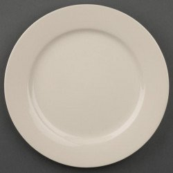 Assiette Olympia Ivory 23cm (Box 12) OLYMPIA Assiettes