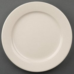 Assiette Olympia Ivory 25cm (Box 12) OLYMPIA Assiettes
