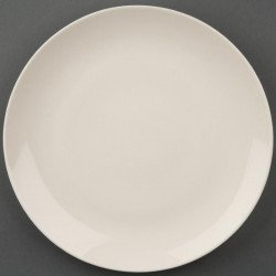 Assiette Olympia Ivory 20cm (Box 12) OLYMPIA Assiettes