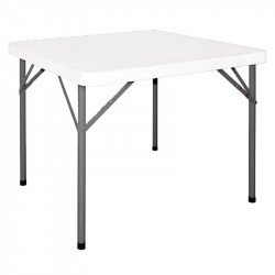Table carrée escamotable BOLERO Tables