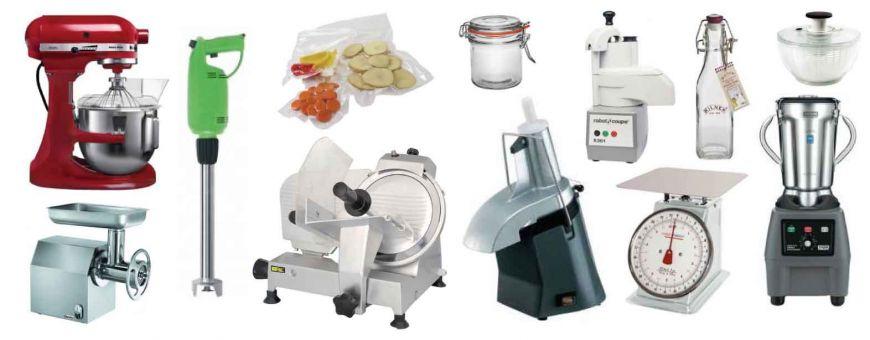 Appareils pour preparation culinaire