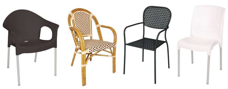 Fauteuils de restaurants