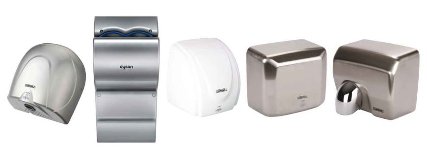 Sèches-mains professionnels