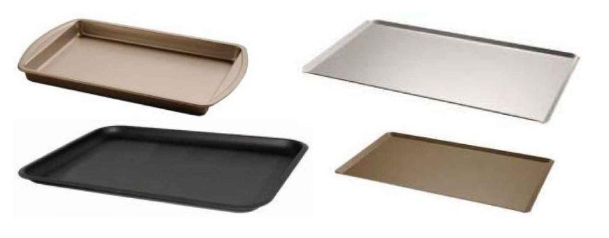 Plaques de four et plaques à pâtisserie