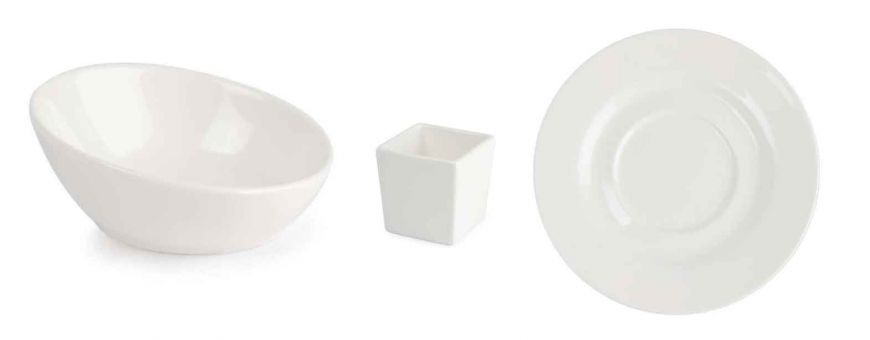 Collection de vaisselle Lumina