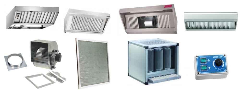 les produits de la catégorie ventilation